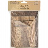 TIM HOLTZ® IDEA-OLOGY™ - Wooden Vignette Panels - TH93295